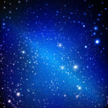 orion: stars on the dark