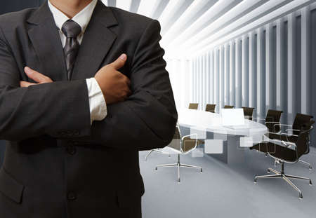 business man success and board room Stock Photo - 13181570