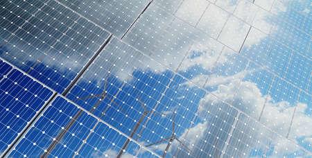 green energy saving  background  Stock Photo - 13310371