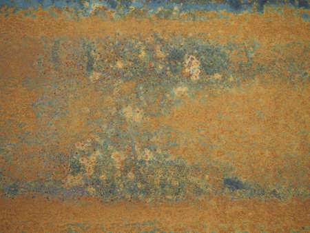 oxidate: Rust Grunge metal Textured Background