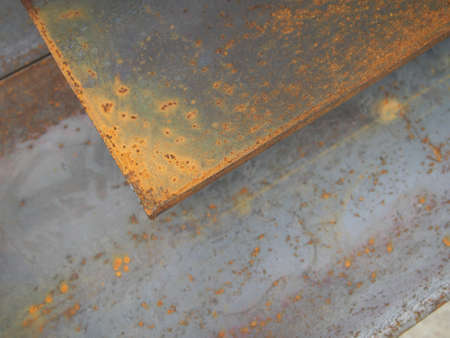 Rust Grunge metal Textured Background photo