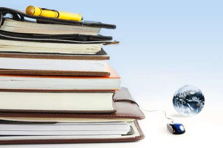 e learning Stock Photo - 16096419