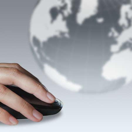 전자 학습 개념의 인터넷 스톡 콘텐츠