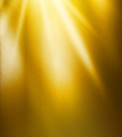 Beautiful polished gold texture photo