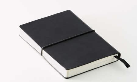 notebook isolated on white Stock Photo - 16082363