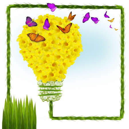 abstract Floral background Stock Photo - 16096934