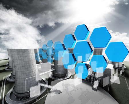 solarenergy: Industrial photovoltaic installation