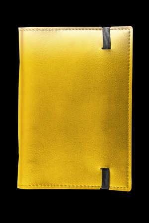 notebook isolated on white Reklamní fotografie - 16424753