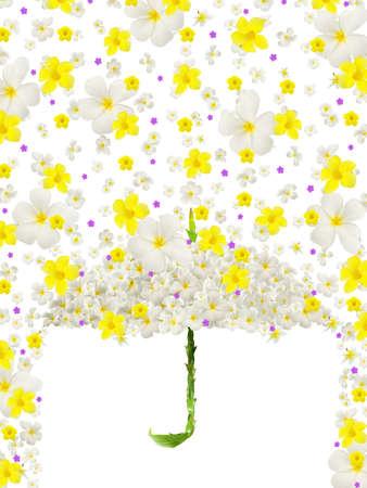 abstract Floral background Reklamní fotografie
