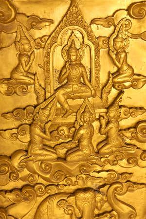 thai craft art Stockfoto