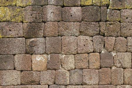 stone wall background Stockfoto