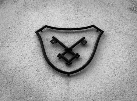 Emblem on Austrian Monastery