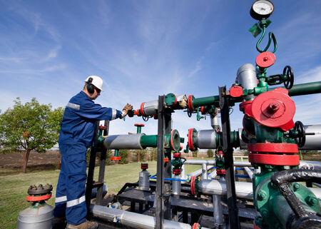 compresor: Operador en la industria del gas natural