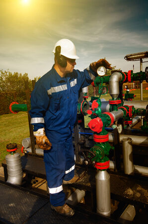 coverall: Operator in natural gas production industry