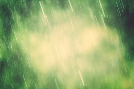 rain background photo