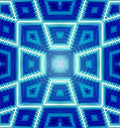 quadrant: abstract background Stock Photo