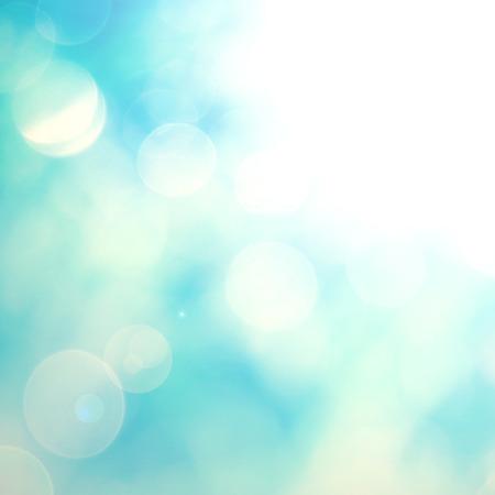Światła: bokeh background