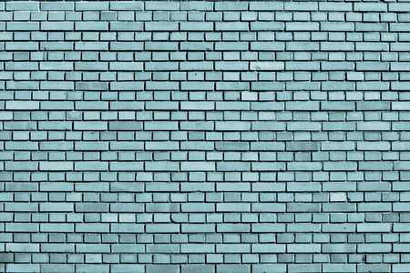 ocean liner: ocean liner colored brick wall background Stock Photo