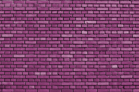 radiant orchid brick wall background