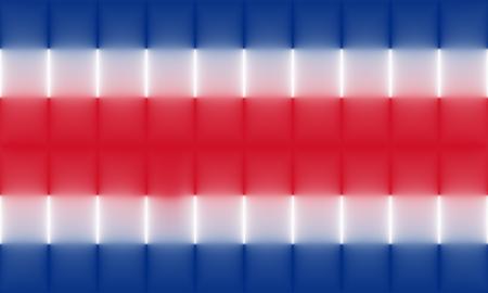 bandera de costa rica: abstracta costa rica bandera Foto de archivo