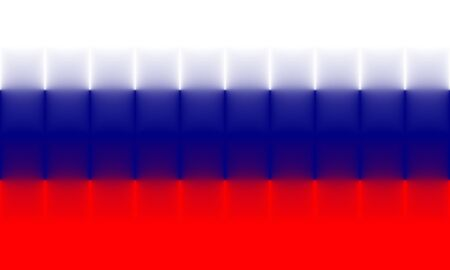 russian: abstract russian flag