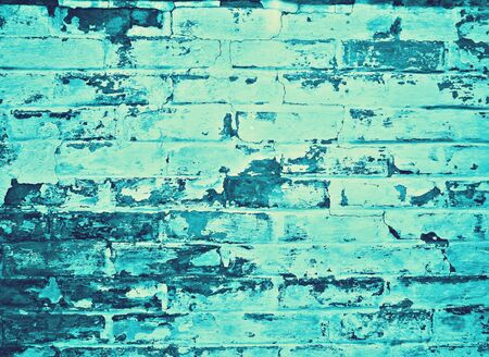 brickwall: cyan brickwall