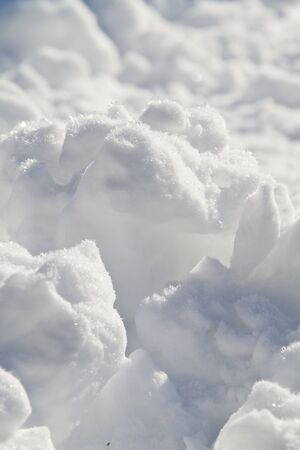 a snow background close up Stok Fotoğraf