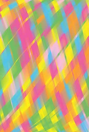detail of a colorful abstract background