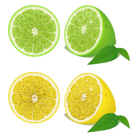 chopped: Lemon and Lime