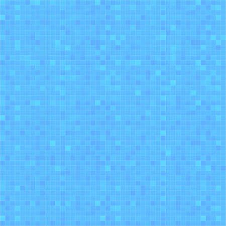 de structuur van de mozaïek naadloze kleur