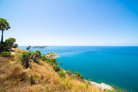 Andaman Seaview. At Promthep cape, Phuket, Thailand. In Summer 2019.