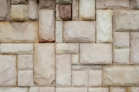 Full frame shot of wall brick stone texture