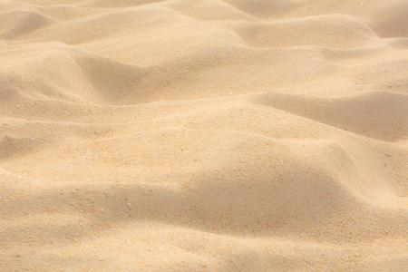 Cerrar- Textura de arena en el fondo de verano