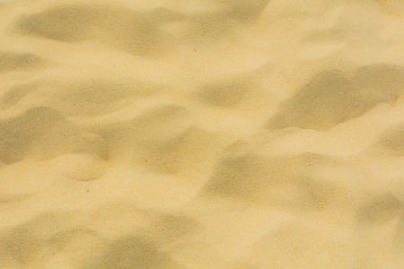 Close up- Sand texture in the summer background