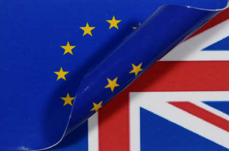 wildcard: Flag Europe Great Britain rolled