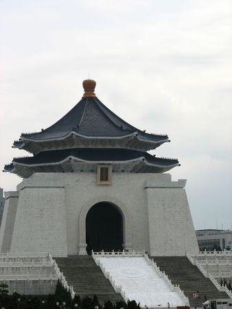 대만, 대만에서 장제스 - Mem 기념관 기념비적 인보기.