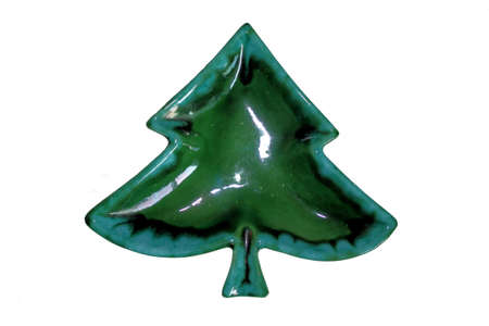 Christmas Tree Candy Dish. I remember this dish from my childhood. There was always candy in it.