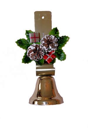 Brass Christmas Bell