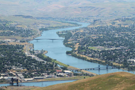 Lewiston, Idaho and Clarkston Washington