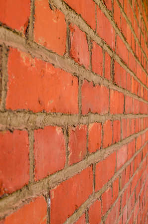 A close up of a brick buildingundefined