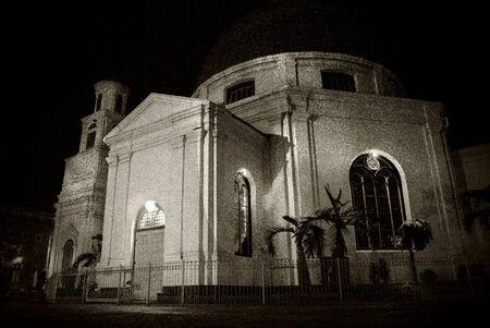 immanuel: Immanuel church at semarang indonesia