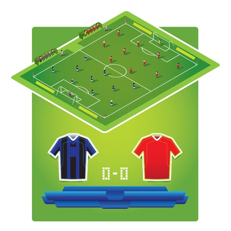 soccer coach: Soccer Formation
