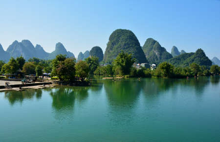 International tourism city Guilin