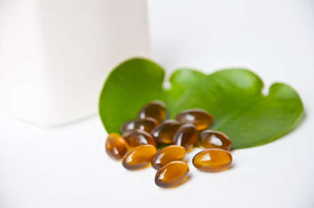 good life: Alternative medicine make good health and good life Stock Photo