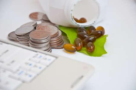 Make money and care with alternative medicine photo