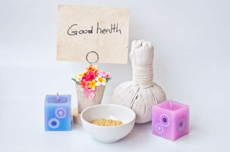 good health from massage ans spa Stock Photo - 14716479