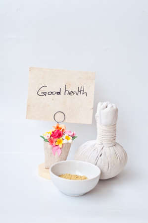 good health from massage ans spa Stock Photo - 14716478