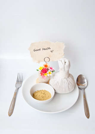 good health from massage ans spa Stock Photo - 14716471