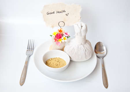 good health from massage ans spa Stock Photo - 14716472