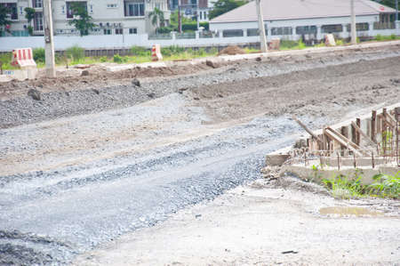 improve the road and makine new road